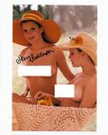 Mary  Collinson -TWINS OF EVIL 'HORROR' Genuine Signed Autograph 10x8  11378